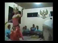 Baile sexy erotico antiguo Bali 13