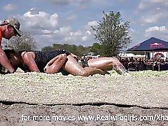 Lucha libre desnudas col