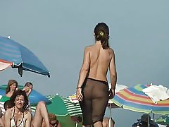 Playa nudista 7